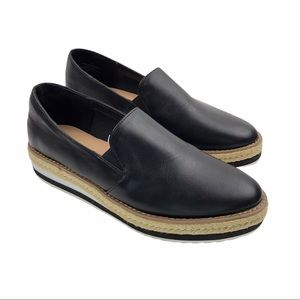 A NEW DAY   Platform Espadrille Loafers   Size 7.5